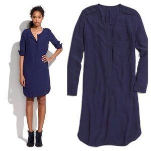 NWT Madewell Cargo Tunic Dress